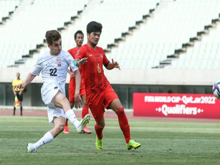 بالفيديو.. قيرغيزستان تكتسح ميانمار 8-1 في تصفيات المونديال