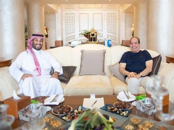 السيسي عن لقاء بن سلمان: علاقات متميزة تربط مصر والسعودية رسميًا وشعبيًا
