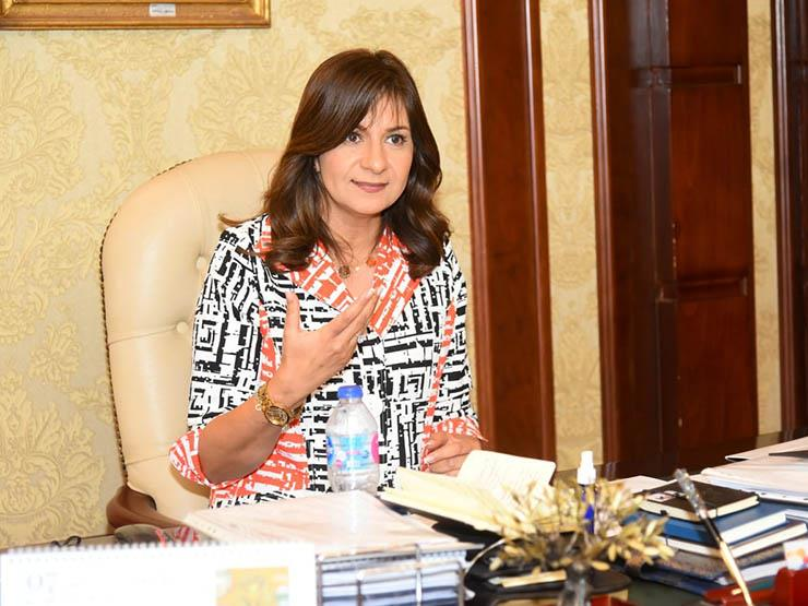 آخر تطورات قضية المصريين العالقين في الإمارات.. وزيرة الهجرة توضح