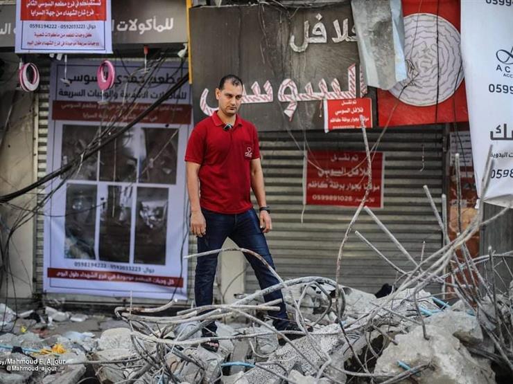 """من كورونا إلى القصف الإسرائيلي.. """"فلافل السوسي"""" باقية رغم الخسائر"""