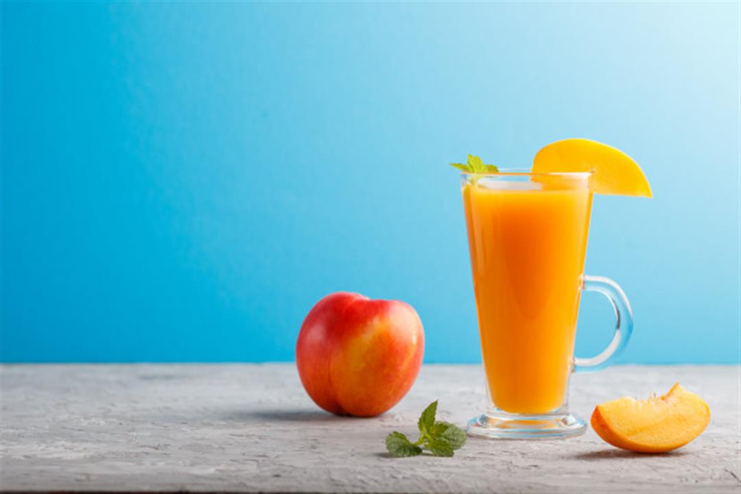 فوائد عصير الخوخ.. مشروب صيفي مميز