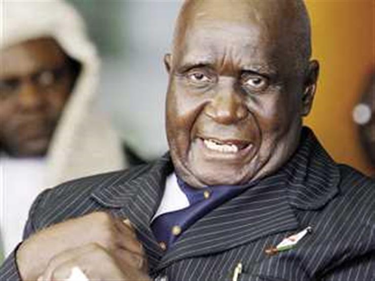 وفاة الرئيس المؤسس لزامبيا كينيت كاوندا عن 97 عاما