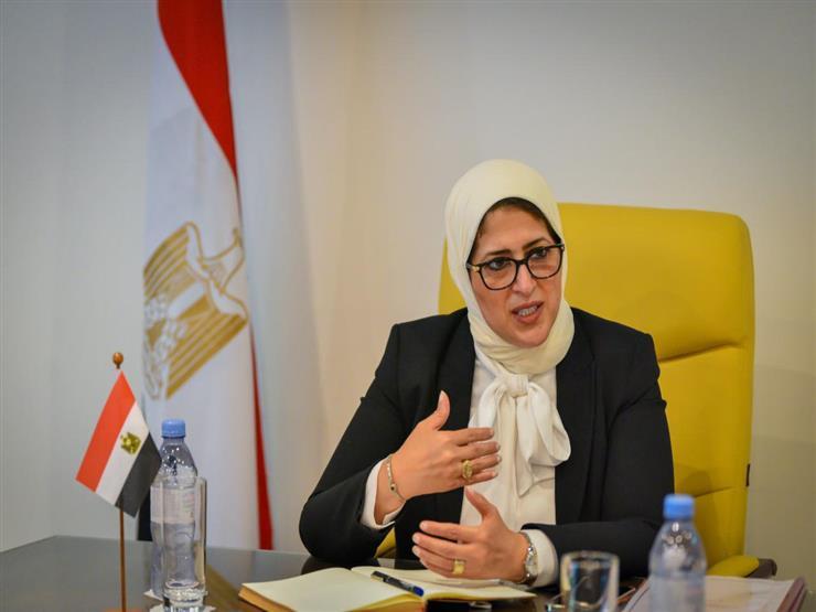 وزيرة الصحة تبحث التعاون مع وزيرة ألمانية بشأن أزمة كورونا
