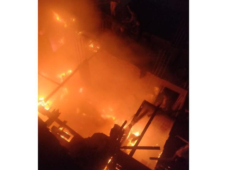في 10 دقائق.. كيف أنقذت الحماية المدنية سكان منزل من جحيم النيران بكرداسة؟