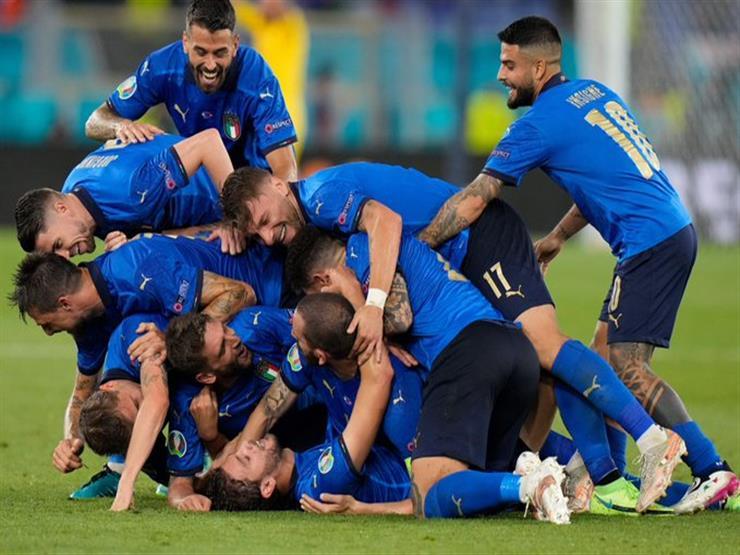 مسيرة اللا هزيمة مستمرة.. إيطاليا على بعد خطوة واحدة من معادلة إسبانيا والبرازيل