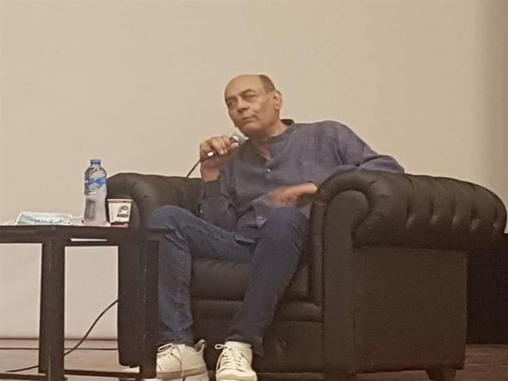 الإسماعيلية السينمائي.. أحمد بدير يتحدث عن أول مشهد له مع يوسف شاهين