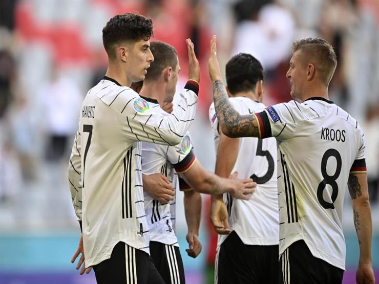 ألمانيا تقهر البرتغال برباعية في اليورو