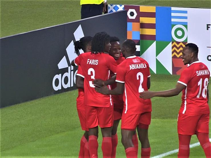 مجموعة مصر.. السودان تهزم ليبيا بصعوبة وتتأهل لكأس العرب 2021 (فيديو)