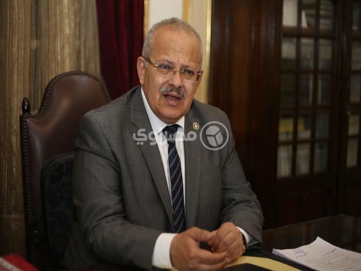 رئيس جامعة القاهرة:  لن يضيع حق فادي أيمن وسيتم التحقيق في الواقعة لمحاسبة المخطئ