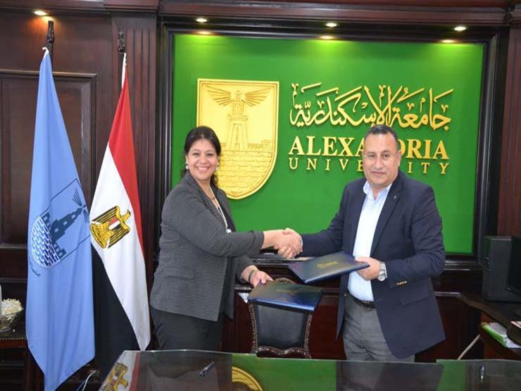 لنشر ريادة الأعمال.. بروتوكول تعاون بين جامعة الإسكندرية ووزارة التخطيط