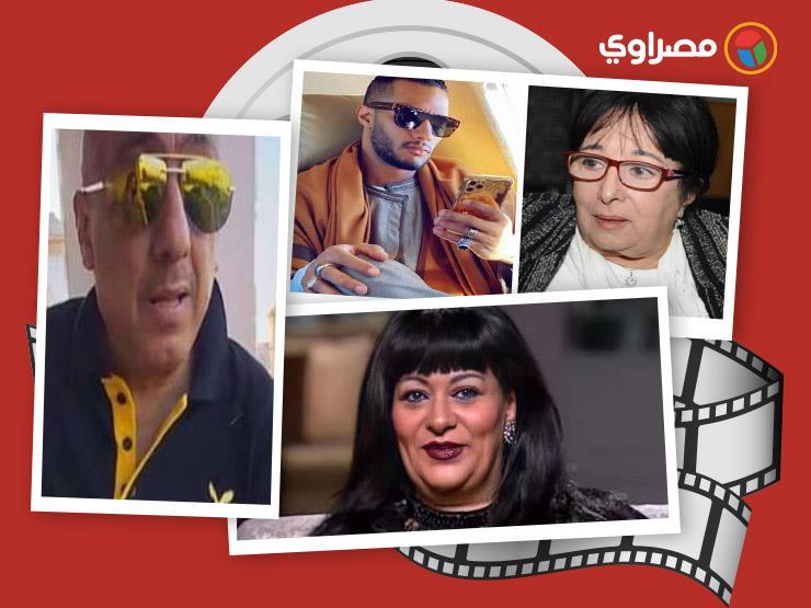 النشرة الفنية| وفاة منتج ومخرج وفريدة سيف النصر تدافع عن محمد رمضان