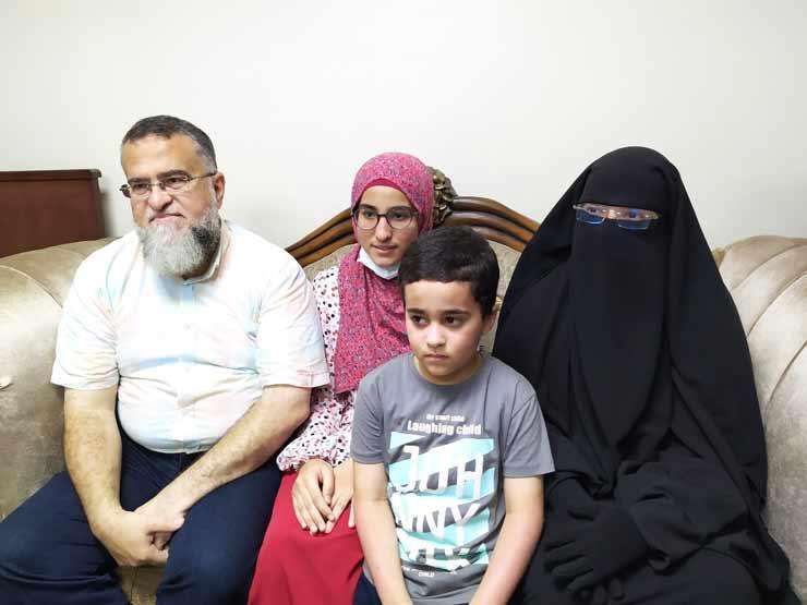فيديو.. مصراوي في منزل الأولى على الشهادة الإعدادية في بورسعيد