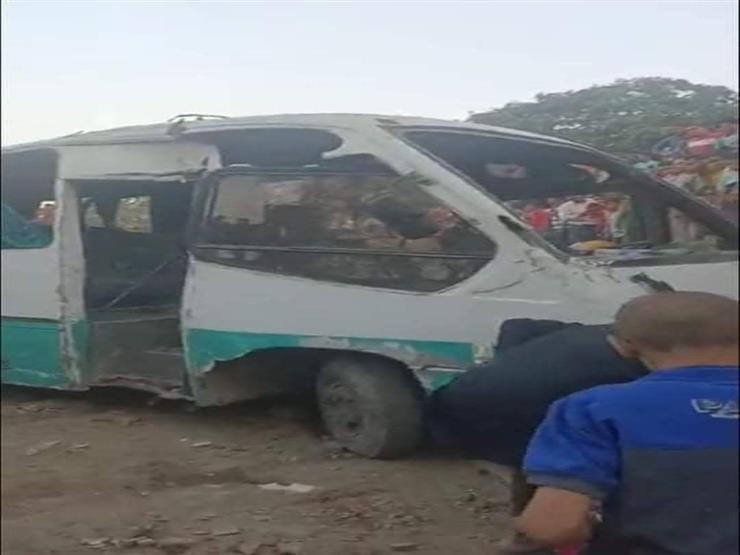برلماني: قطار حلوان اصطدم بأتوبيسين وليس واحدا - فيديو