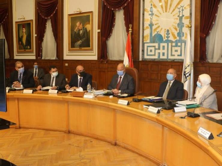 محافظ القاهرة يناقش خطة العاصمة الاستثمارية للعام الجديد