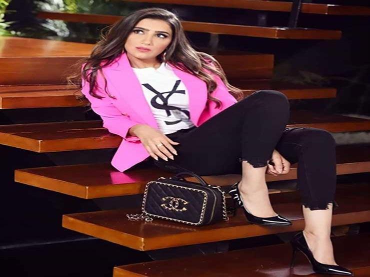 مي عمر تستعرض أناقتها في أحدث جلسة تصوير (صور)