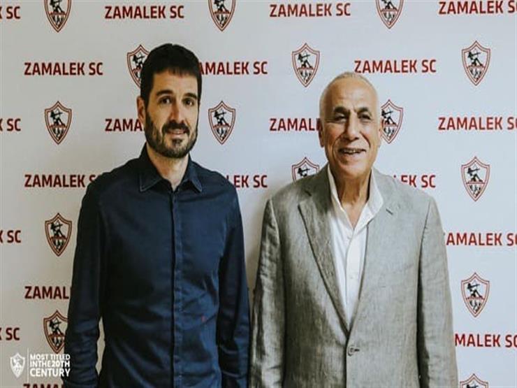 يد الزمالك يتعاقد مع مدرب مساعد سابق لفريق برشلونة