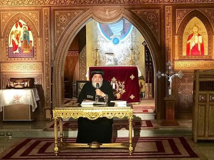 البابا تواضروس في عظته الأسبوعية: الناس تحتاج للشعور بالفرح بعد فترات كورونا المؤلمة