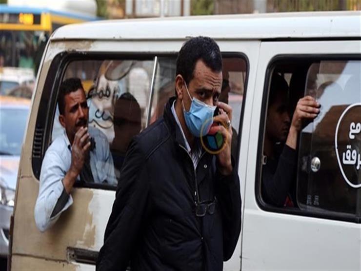 تغريم 11 ألف مواطن لعدم ارتداء الكمامة.. ومصادرة 1840 أرجيلة بالمقاهي