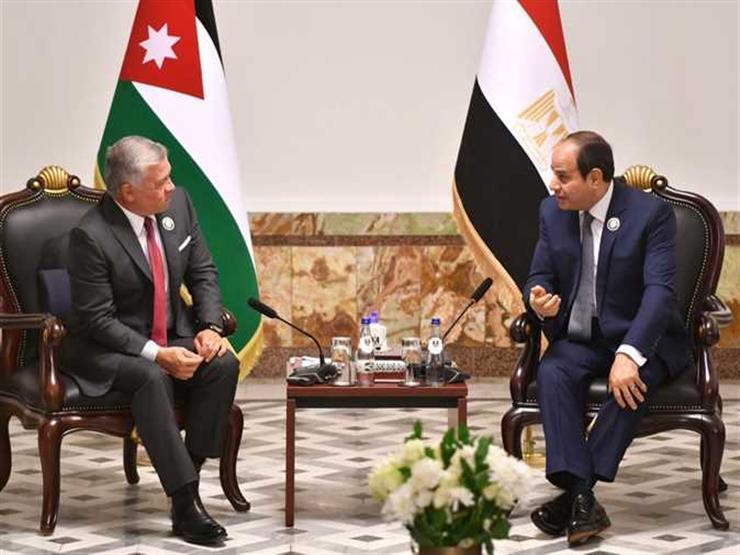 نص البيان الختامى للقمة الثلاثية في بغداد