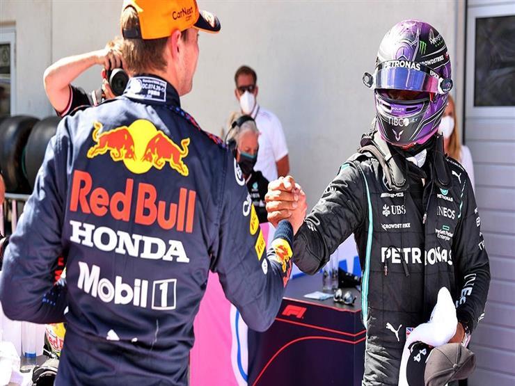 متفوقًا على هاميلتون.. فيرستابن يتوج بسباق جائزة ستيريا الكبرى لفورمولا-1