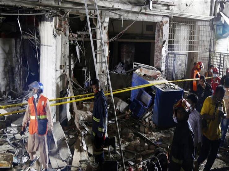 مقتل سبعة أشخاص وإصابة العشرات في انفجار بمبنى في عاصمة بنجلاديش