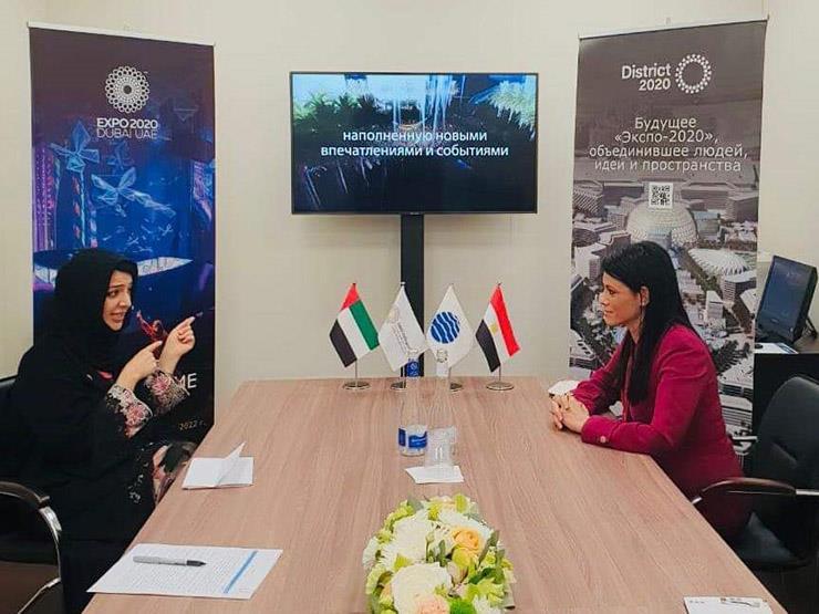 المشاط تبحث مع نظيرتها الإماراتية تعزيز العلاقات مع صندوقي خليفة وأبو ظبي