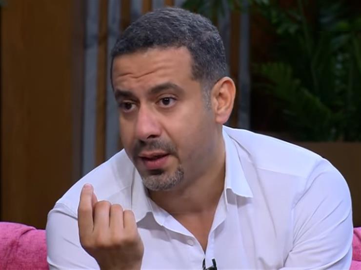 """محمد فراج خضت أغلب مشاهد """"لعبة نيوتن"""" بذقن حقيقية"""