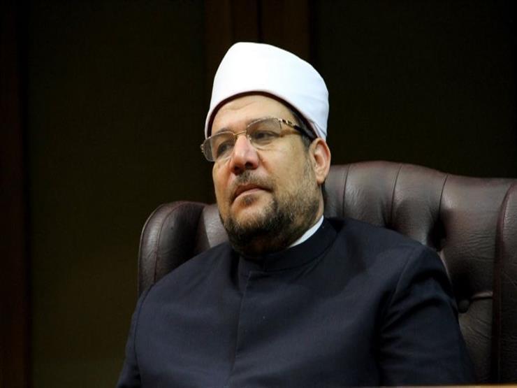 وزير الأوقاف يخطب الجمعة بمسجد نور الإيمان بالعاشر من رمضان
