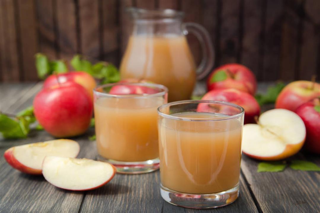فوائد عصير التفاح.. 6 أسباب تجعله مشروبك المفضل في فصل الصيف