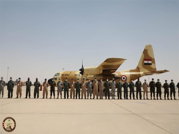 """انطلاق فعاليات التدريب المشترك """"طويق - 2"""" بالمملكة العربية السعودية"""