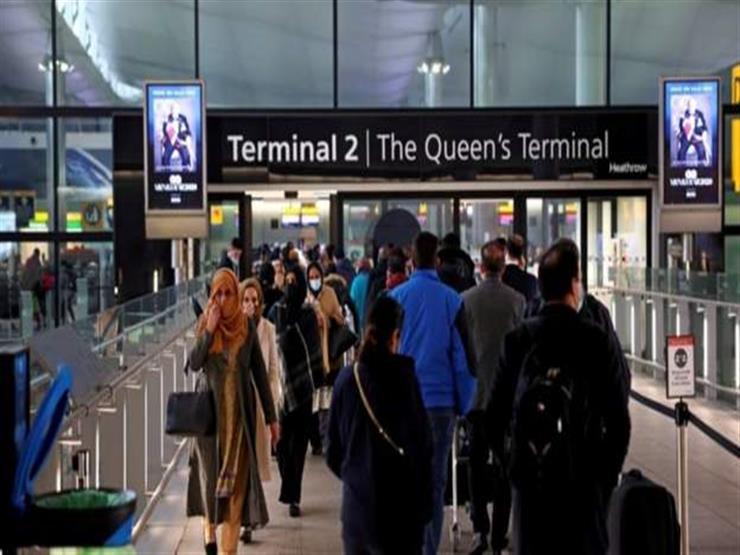 بدء العمل بقرار إدراج مصر والسودان والبحرين على قائمة السفر البريطانية الحمراء