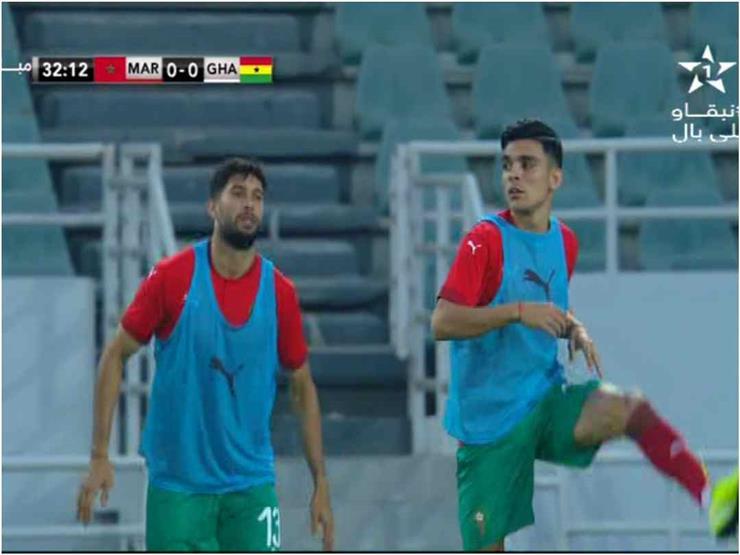 المغرب تفوز على غانا بهدف نظيف وديًا