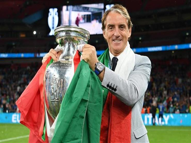 مدرب إيطاليا: تلقينا هدفا مبكرا.. ولكن حققنا الفوز بجدارة