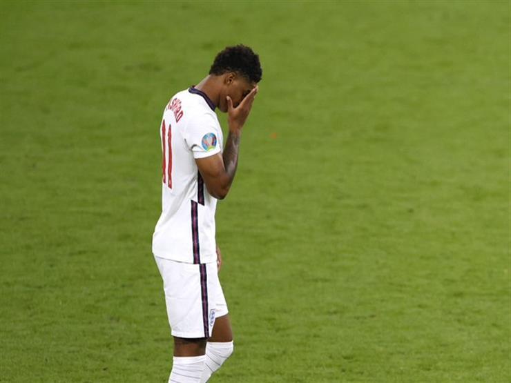 """""""أنا آسف"""".. راشفورد يخرج عن صمته ويرد على الانتقادات بعد خسارة يورو"""