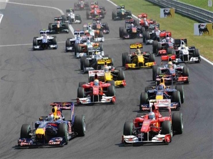 مضمار سيلفرستون يظهر بوجه جديد في سباقات فورمولا-1