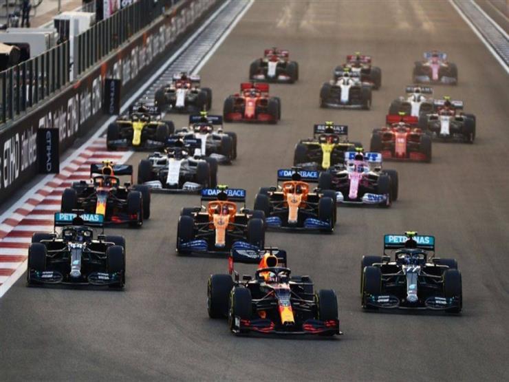 سباق فورمولا-1 البريطاني بحضور جماهيري بنسبة 100%
