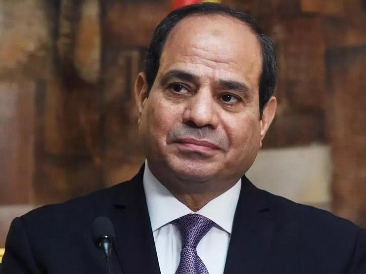"""فيديو- الرئيس السيسي يؤكد أن المساس بأمن مصر """"خط أحمر"""""""