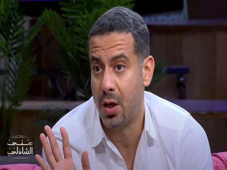 """محمد فراج: بدأت تصوير """"ضد الكسر"""" قبل انتهاء 85% من """"لعبة نيوتن"""""""