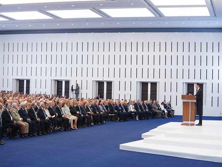خطاب القسم.. بشار الأسد يحدد توجهات سوريا للسنوات السبع القادمة