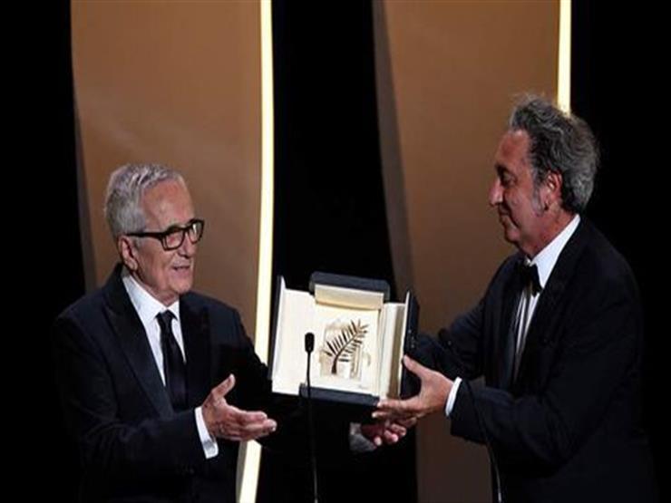 ماركو بيلوتشيو يحصل على السعفة الذهبية الفخرية بمهرجان كان
