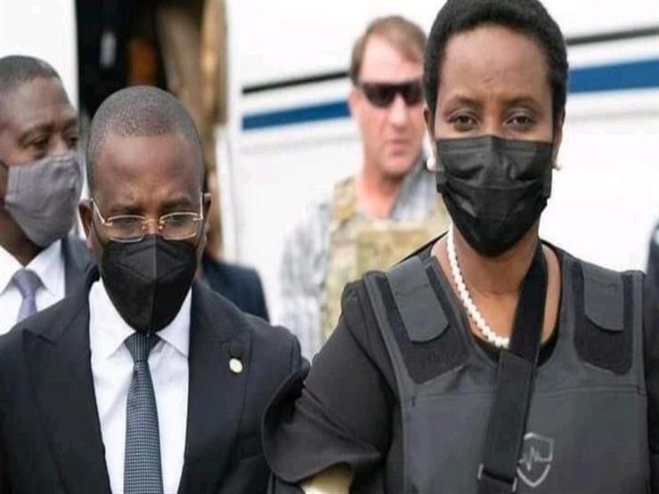 اغتيال رئيس هايتي: زوجة رئيس هايتي الراحل تعود إلى البلاد بعد تلقي العلاج