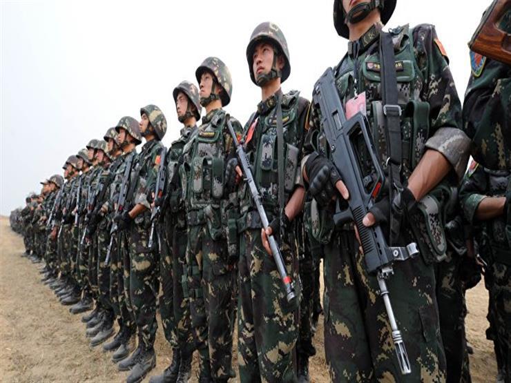 الجيش الصيني يجري تدريبات إنزال بعد هبوط طائرة عسكرية أمريكية في تايوان