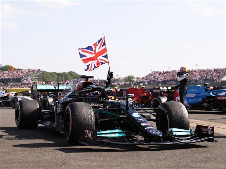 """قيادته """"قذرة"""".. مدير ريد بول متهمًا سائق مرسيدس بعد فوزه بفورمولا-1 البريطاني"""