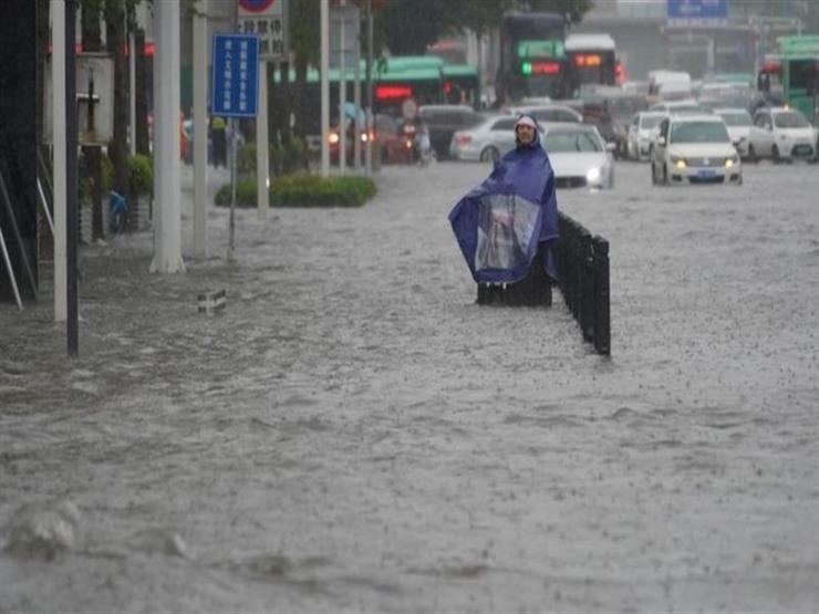 فيضانات تضرب الصين وعدد من القتلى وإجلاء الآلاف في مناطق البلاد الوسطى