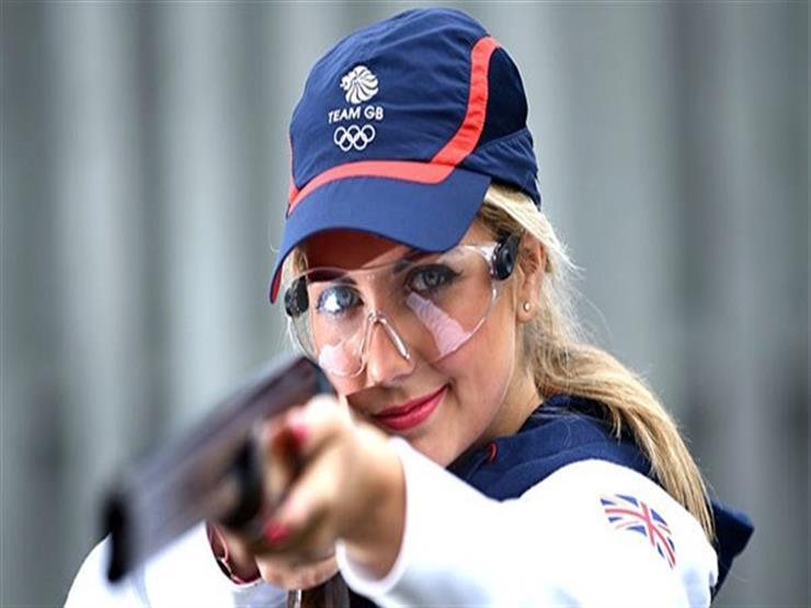 لاعبة الرماية البريطانية آمبر هيل تنسحب من أولمبياد طوكيو بسبب كورونا