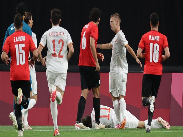 حجازي: التعادل أمام إسبانيا بداية جيدة في الأولمبياد