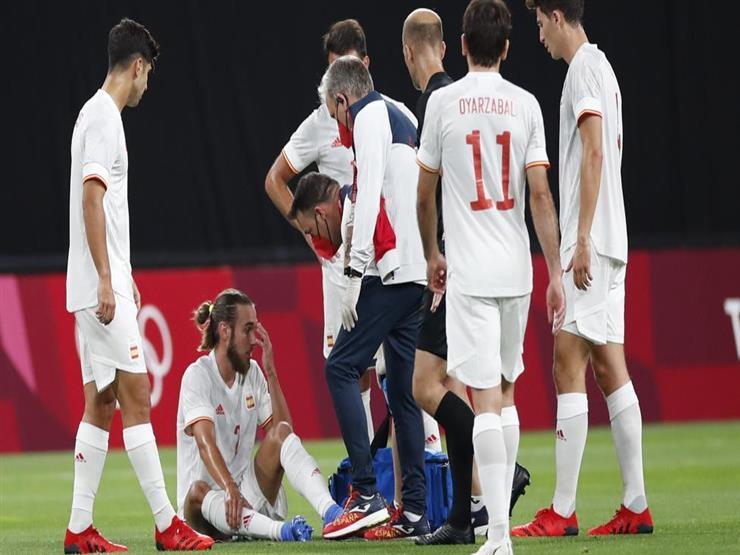 """""""كنّا نعلم أنه شرس"""".. مدرب إسبانيا يعلق على التعادل أمام مصر بالأولمبياد"""