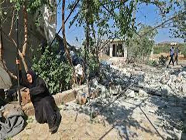 المرصد السوري: 7 مدنيين قتلى في قصف مدفعي لقوات النظام في إدلب