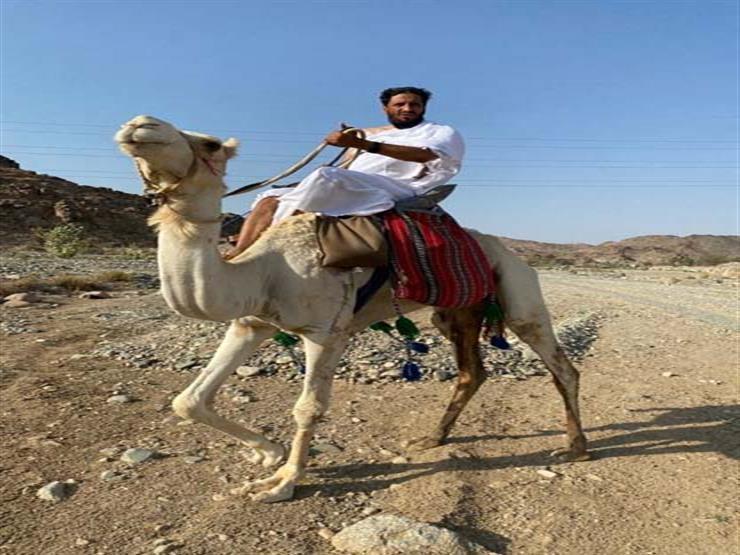 خلال 25 يومًا.. رحالة سعودي يسلك طريق الحج القديم على الجمل (حوار)