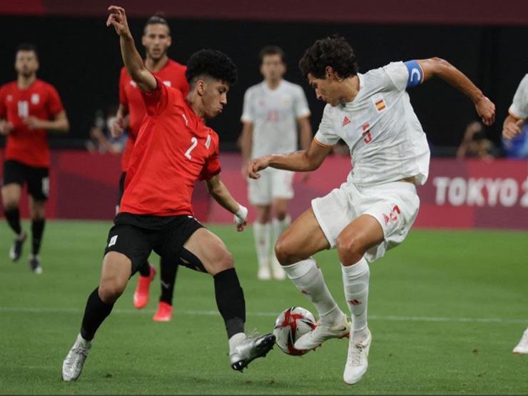 لاعب إسبانيا: ما فعله الحكم أمام مصر كان غريبًا